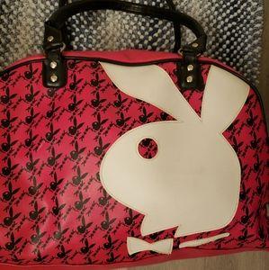 Duffle Playboy Bag